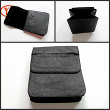 OEM Waterproof PU eva leather tool case with pocket folding tool case for gentlemen
