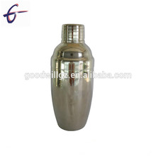 Best selling products16oz stainless steel shaker bottle wine cocktail shaker oxygen cocktail mixer