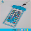 Hot Sale PVC Waterproof Bag Mobile Phone Waterproof Luminous Case