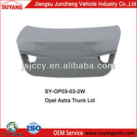 Auto Body Parts Wholesale Trunk Lid for OPEL Astra