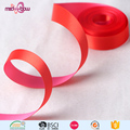 Custom 5/8'' polyester satin double face thermal transfer printed ribbon