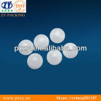 Small Hollow clear plastic ball