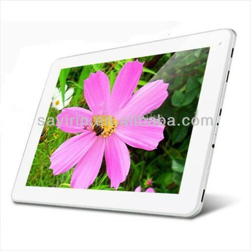 Rockchip 3066 tablet 9.7inch Dual Core sky tablet pc