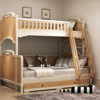 Colorlife Teenage Bunk Bed Europe Style