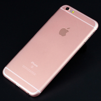 0.3mm Ultra Slim PP Material soft Plastic Translucent Frosted shell Cell Phone Case Back Cover for iphone6 6S plus