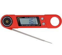 Alibaba manufacture Digital Ultra-bright backlight cooking kitchen probe thermometer