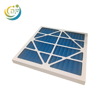 Customize pleated filters air conditioning merv 8 filter media