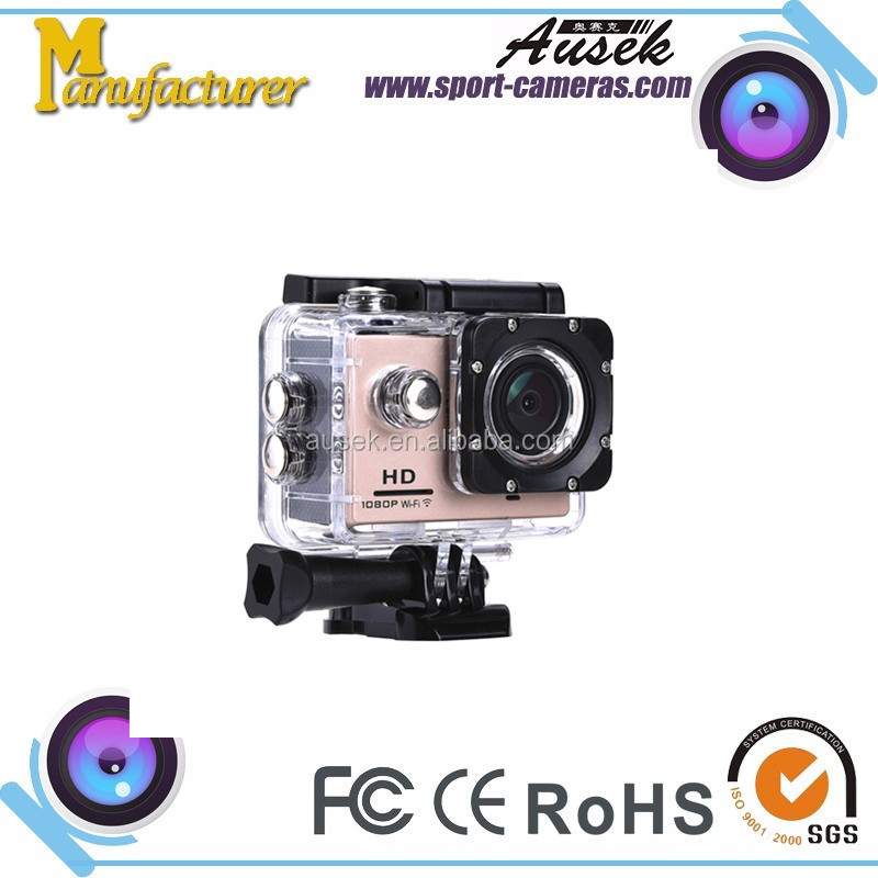 Best 4X Digital Zoom Wifi Sport Action Camera 1080p Full Hd Sport Dv