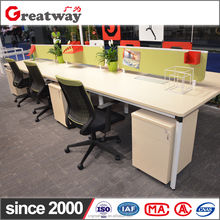 Guangdong office desk pictures of wooden writing computer furniture