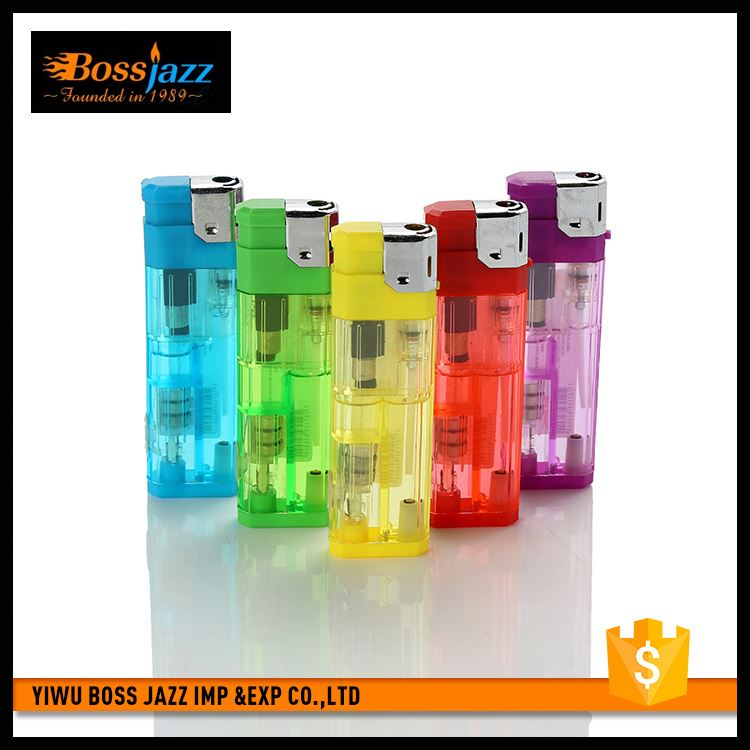 Latest product excellent quality branded gas lighter