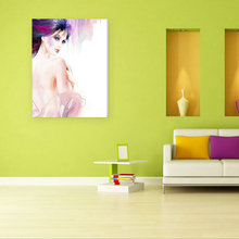 Wall Art Beautiful Picture Nude Painting Chinese Sexy Girl