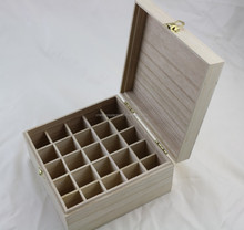 cute wood essential oil packaging boxes
