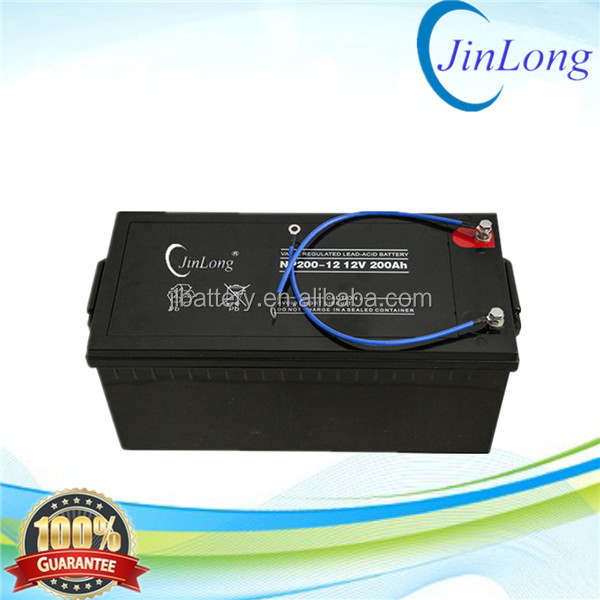 12v 180ah rechargeable ups agm storage battery with long service life