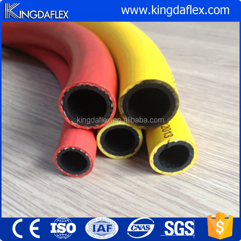 Smooth/Cloth Cover High Pressure Color Rubber Air Intake Hose