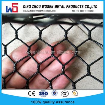 Plastic Coated Hexagonal Wire Mesh/chicken Wire/rabbit Cage Mesh ...