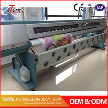 3.2m infiniti inkjet solvent printer with spt head for reflective banner