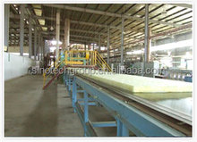 centrifugal fireproof glass wool roll blanket machine
