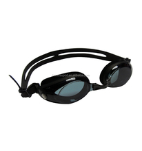 BSCI certioficated silicone swimming goggles with diopter