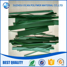 Green Thin PVC Sheet Flexible Plastic Sheets roll for Artificial Leaves
