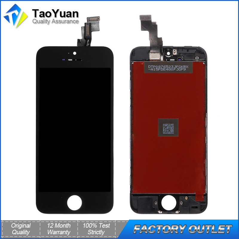 hit me, 2014 Attention!for iphone 5c lcd touch screen with digitizer