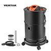 VERTAK Gardtech 27L Capacity electric fire proof ash vacuum cleaner