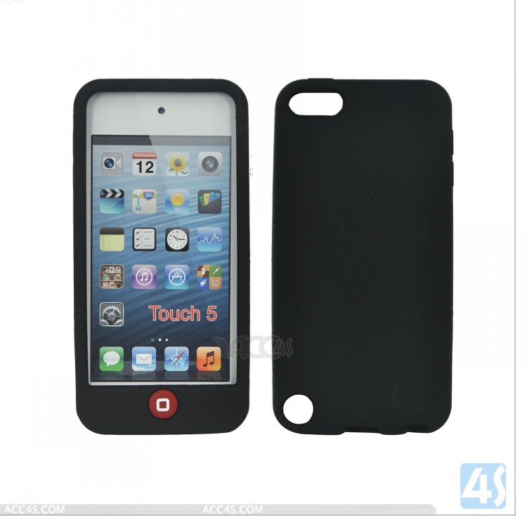 cover Case for Apple iPod Touch 5 ,Silicone Shockproof Case for iPod Touch 5