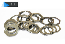 common rail adjusting shims B12 size 0.90mm-1.50mm for 0445120# injector