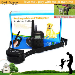 KD-668 Waterproof Dog Remote Training Collar 300 Meters Range