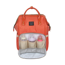 Fashion New Upgraded Mummy Maternity Nappy Bag Large Capacity Baby Bag Travel Backpack Designer Nursing Bag Baby