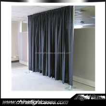 blackout drapes ceiling mounted curtain rails