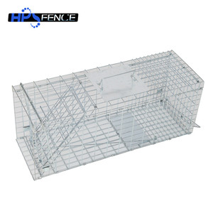 66*23*26cm wild animal trap cages wholesale live animal control trap cages