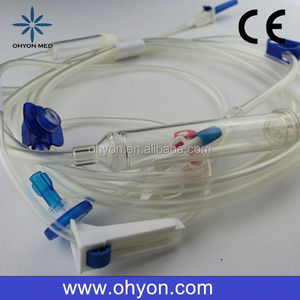 Disposable set for hemodialysis nipro dialysis blood line CE ISO9001