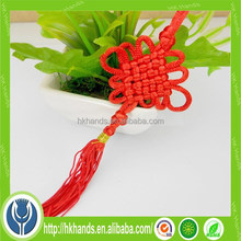 traditional handmade Chinese knot handicrafts