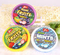 43g Sour fruit tablet candy