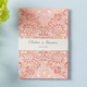Wishmade Luxury Hot Stamp Indian Wedding Cards Blush Pink Wedding Invitations Sweet 16 Birthday Invitation Card
