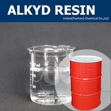 Short oil alkyd resin NC resin for matte and glossy wood furniture coating paint