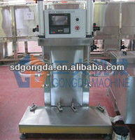 CE beer keg filling machine two heads