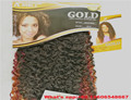 Rebecca noble gold synthetic weave original brand MOVING 2G147 210gr rebecca fashion noble remy hair