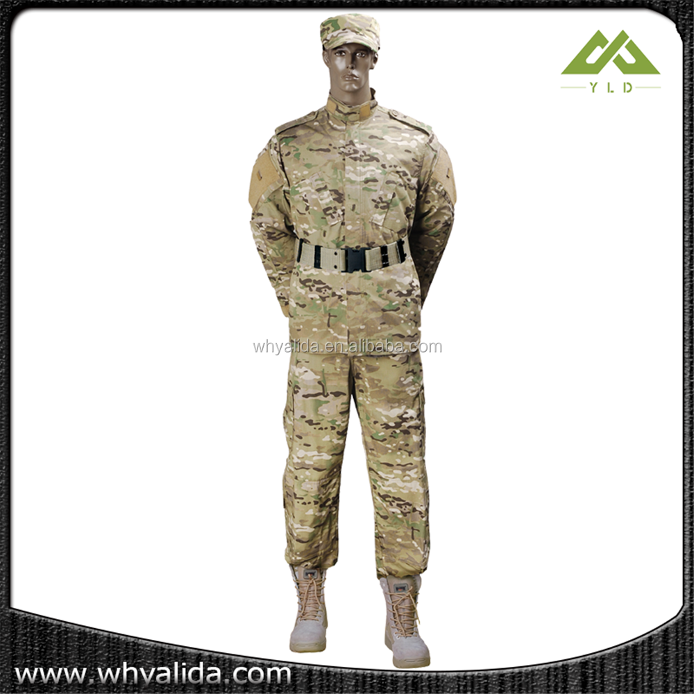 best selling camoufalge military cargo pants uniform