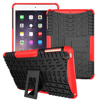 Hybrid case for iPad mini 2 3 4 hard protective case with kickstand