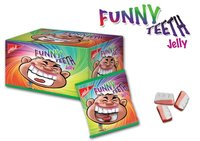 Funny Teeth Jelly