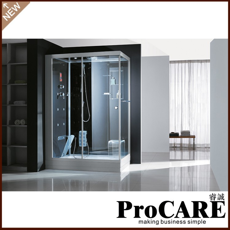 Supply square wholesale alibaba steam bath shower cubicle price