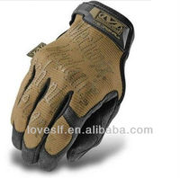 New design black hawk outdoor military gloves
