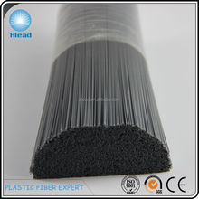 high elastic shiny grey color broom mono filament packed with transparent plastic