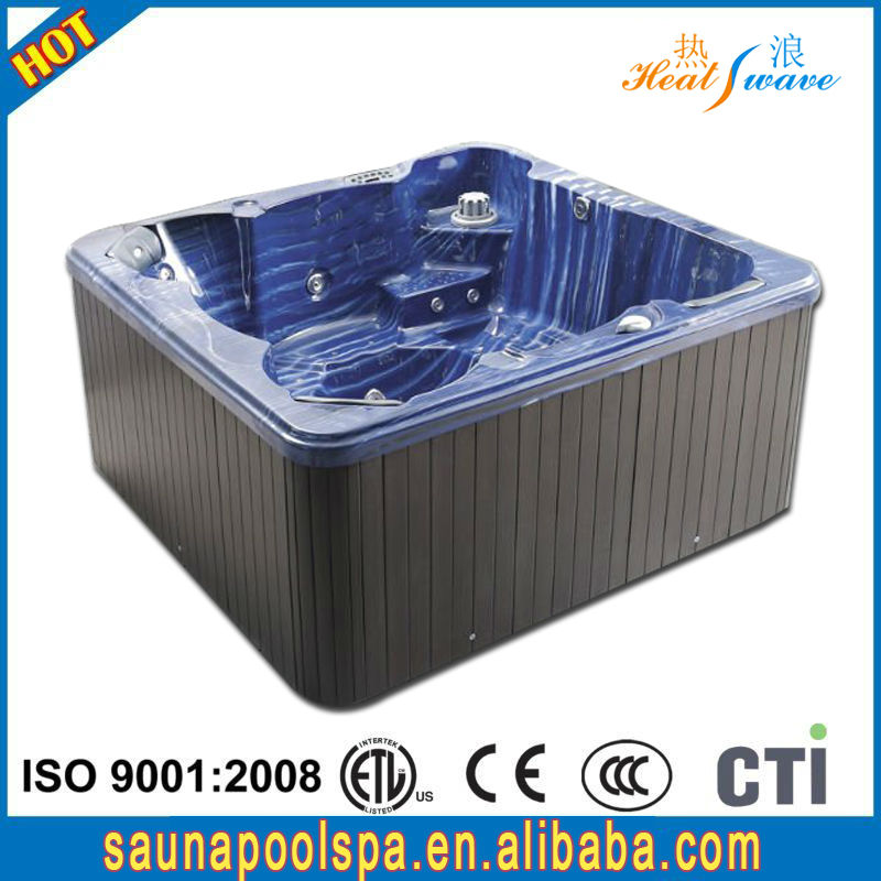 Magic outdoor spas Large Plastic Tubs