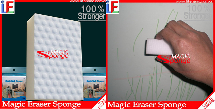 Wall Tile Melamine Magic Cleaning Sponge Pad compress melamine sponge price