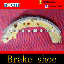 China best saling top quality semi metal tractor brake shoes
