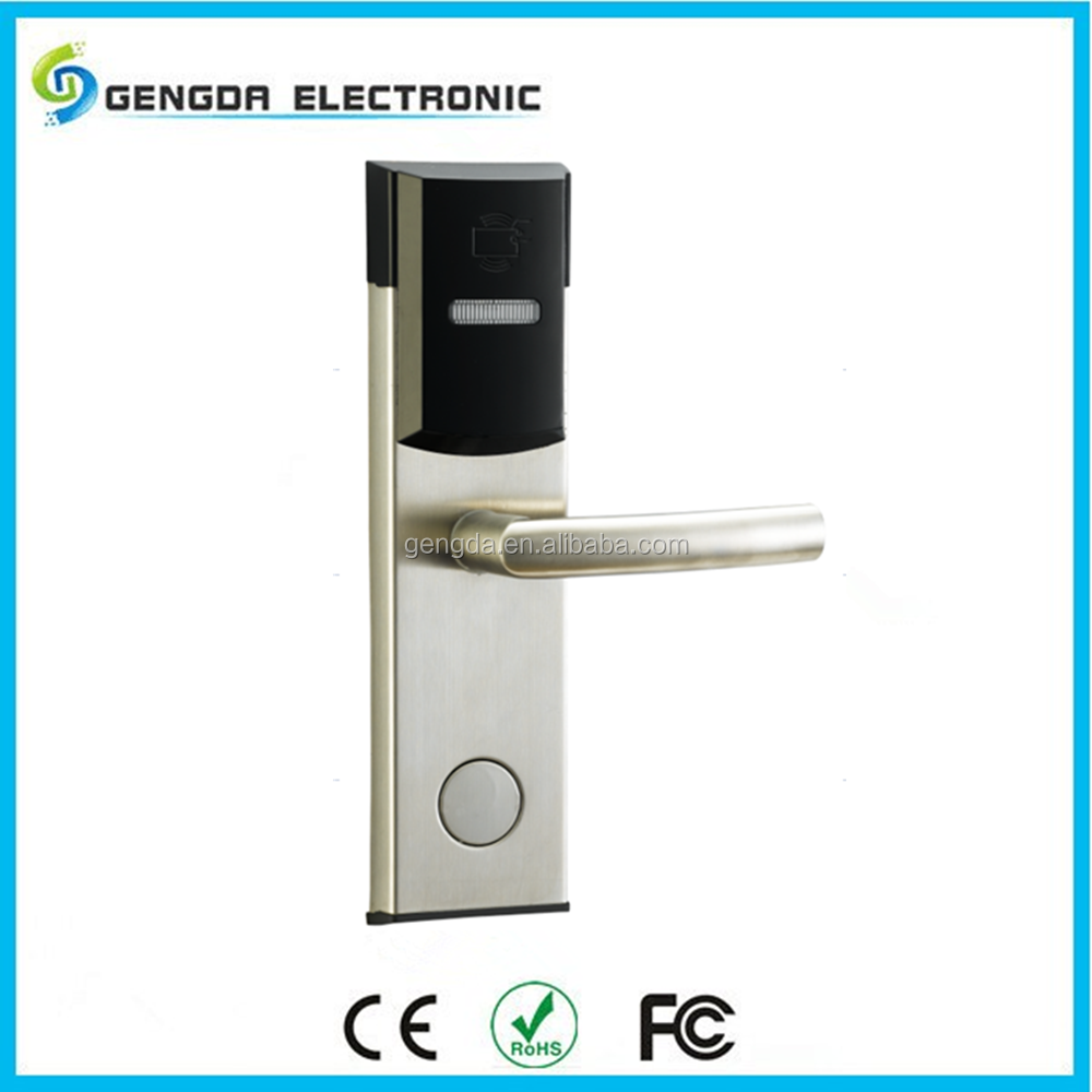 Main gate security insert master key cylinder lock