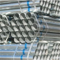 BS1387 Hot dip galvanized steel pipes,tube8 japanese