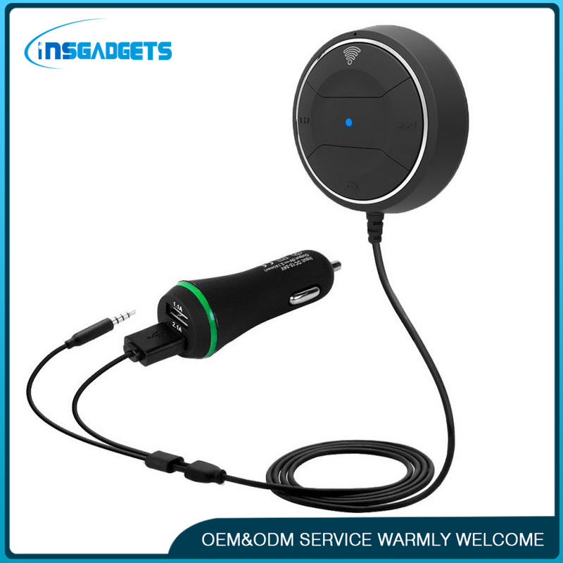 Wireless Stereo Bluetooth Car Kit